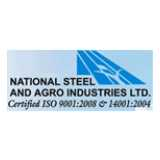 National Steel And Agro Industries logo