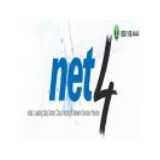 Net 4 India logo