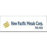 New Pacific Metals logo