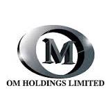 OM Holdings logo
