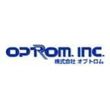 Optrom Inc logo