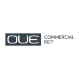 Oue Commercial Real Estate Investment Trust logo