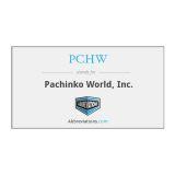 Pachinko Inc logo