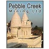 Pebble Creek Mining logo