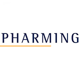 Pharming NV logo
