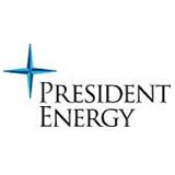 President Energy logo
