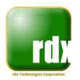 RDX Technologies logo