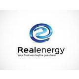 Real Energy logo