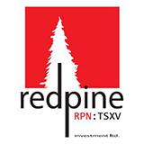 Red Pine Petroleum logo