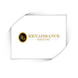 Renaissance Gold Inc logo