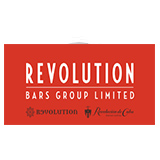 Revolution Bars logo