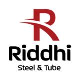 Riddhi Steel And Tube logo