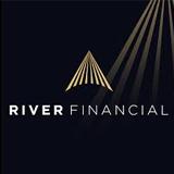 River Financial logo