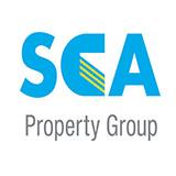 Shopping Centres Australasia Property Re logo