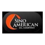 Sino American Oil Co logo