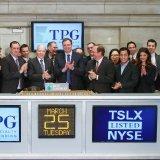 TPG Specialty Lending Inc logo