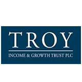 Troy Income & Growth Trust logo
