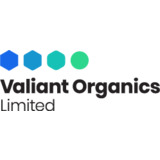 Valiant Organics logo