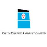 Varun Shipping logo