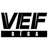 VEF AS logo