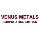 Venus Metals logo