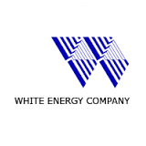 White Energy logo