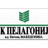 ZK Pelagonija AD Bitola logo