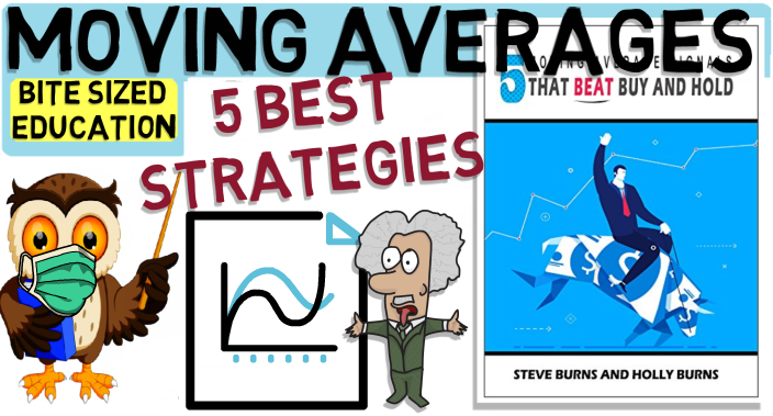 5 best moving averages